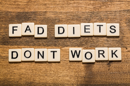 Fad Diets-Some diets can be unhealthy and dangerous!