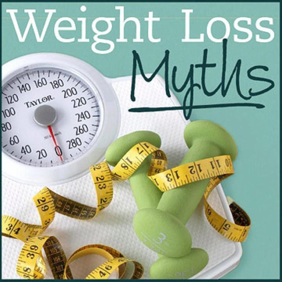 Weight Loss Myths That Pack On Pounds (Part 1)