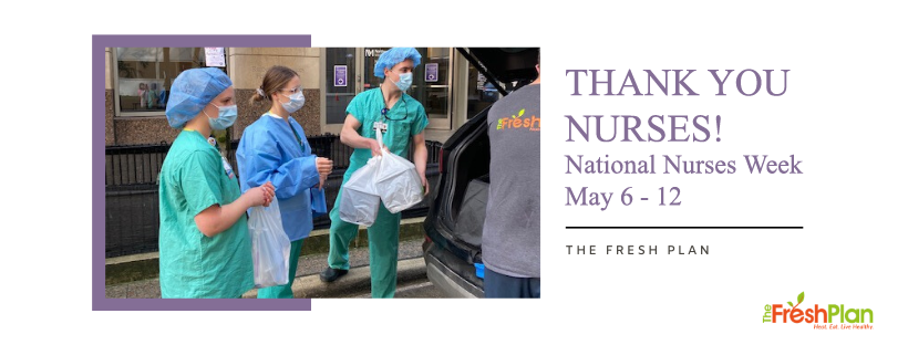Donate for healthcare professionals & essential workers!